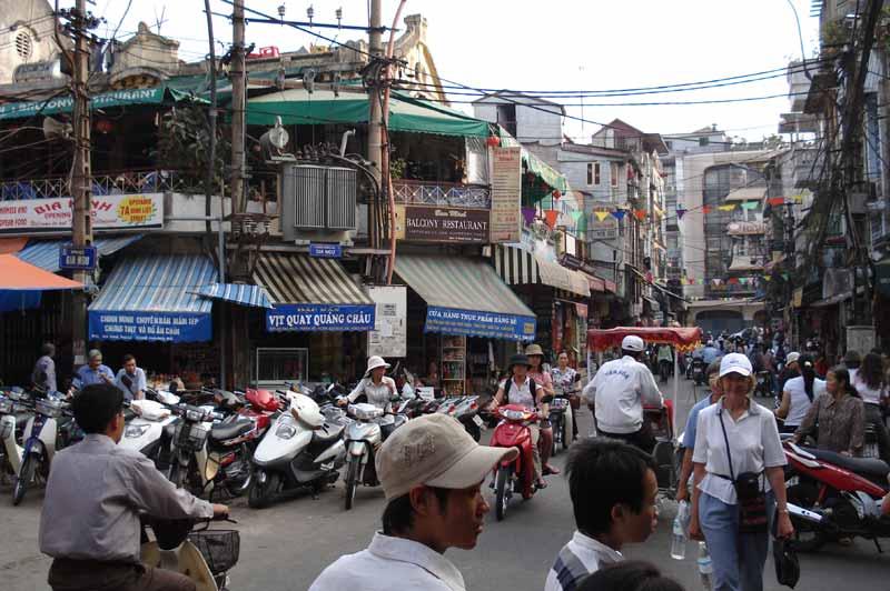 Motorcycle Stores Near Me >> Vietnam, Hanoi travel guide
